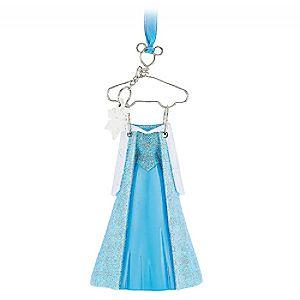 Elsa Costume Ornament – Frozen