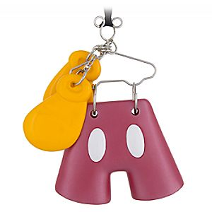 Mickey Mouse Costume Ornament