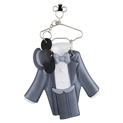 Mickey Mouse Groom Costume Ornament