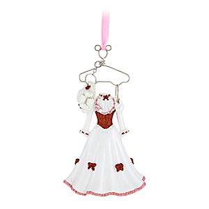 Mary Poppins Costume Ornament