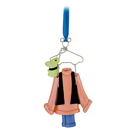 Goofy Costume Ornament
