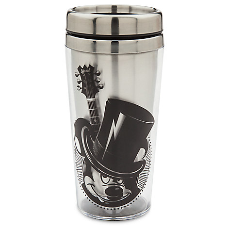 Mickey Mouse Rock 'n Roller Coaster Travel Tumbler