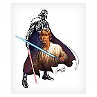 Star Wars ''The Force Within'' Deluxe Print by J. Scott Campbell - 18'' x 14''