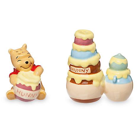 Winnie the Pooh Salt & Pepper Set