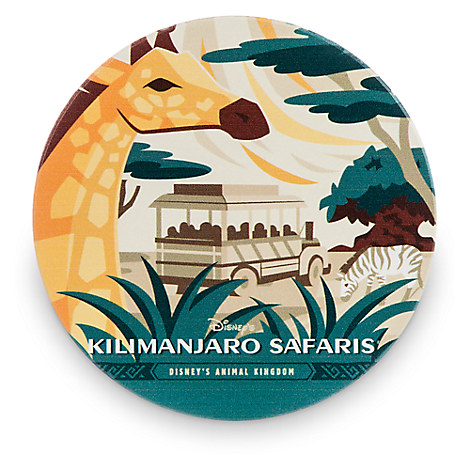 Kilimanjaro Safaris Coaster - Disney's Animal Kingdom