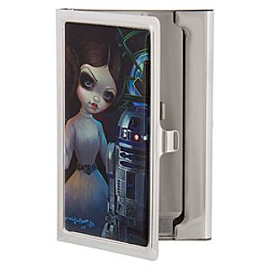 Star Wars Business Card Case by Jasmine Becket-Griffith