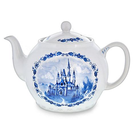 Fantasyland Castle Teapot