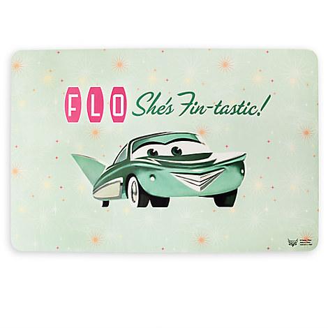 Flo Placemat - Cars