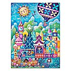 ''Friendship Under One Golden Sun'' Limited Edition Giclee by Jeremiah Ketner