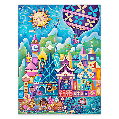 ''Friendship Under One Golden Sun'' Limited Edition Giclée on Canvas by Jeremiah Ketner
