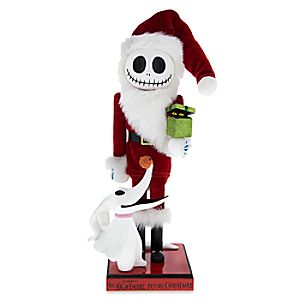 Jack Skellington Nutcracker Figure - 14'' H