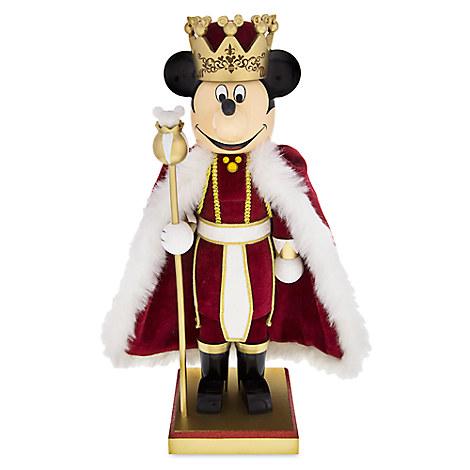 Mickey Mouse King Nutcracker Figure - 14''