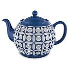 Mickey Mouse Icon Teapot - Blue
