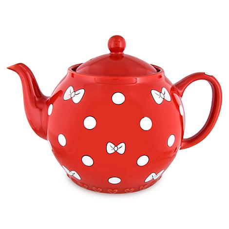 Minnie Mouse Bow Teapot