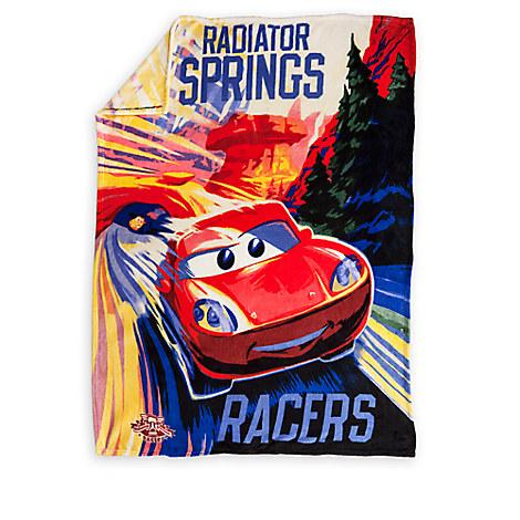 Radiator Springs Racers Fleece Throw - Cars