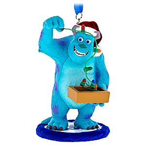 Sulley Figural Ornament