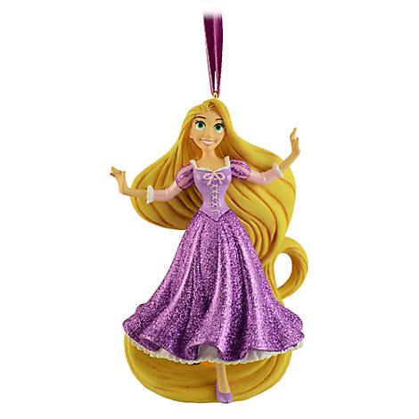 Rapunzel Figural Ornament