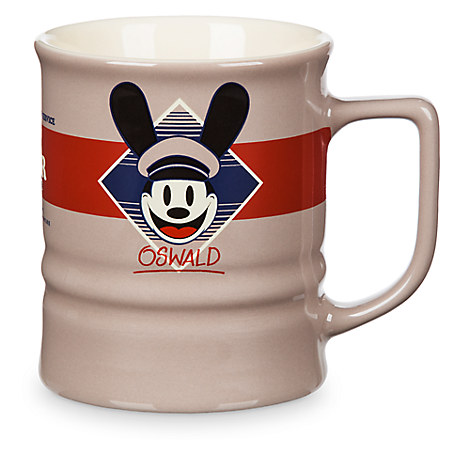 Oswald and Ortensia Mug - Disney California Adventure
