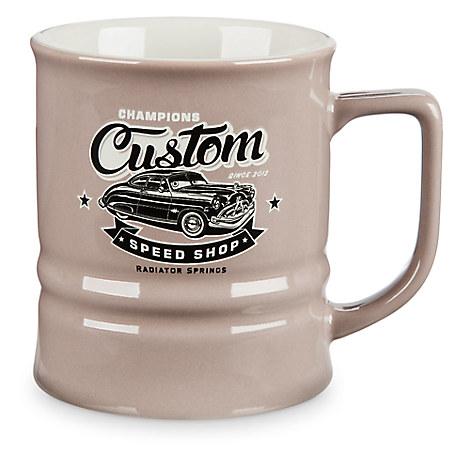 Champions Custom Speed Shop Mug - Cars Land