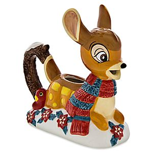 Bambi Happy Holidays Creamer