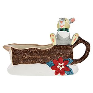 Thumper Happy Holidays Gravy Boat