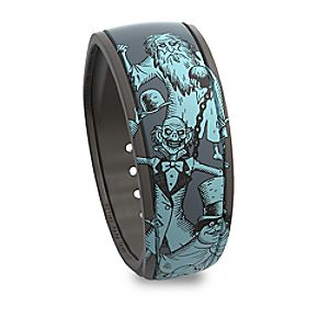 Hitchhiking Ghosts Disney Parks MagicBand