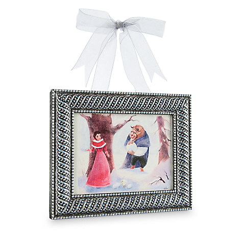 Beauty and the Beast Framed Mini Canvas - ''Something More'' by Sydney Hanson