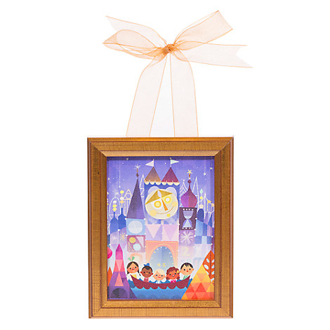 ''The Happiest Crew'' Framed Giclée on Canvas by Joey Chou - Hanging Miniature