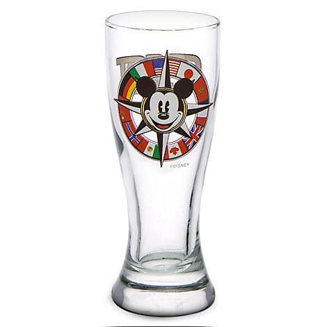 Epcot Mini Glass