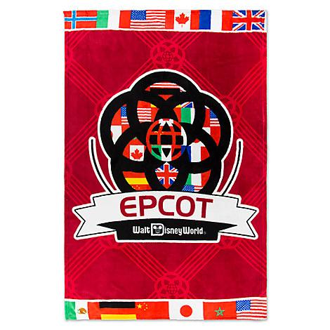 Epcot Throw - Walt Disney World
