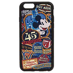 Disney Store Magic Kingdom 45th Anniversary Disney Parks Iphone 6 / 6s