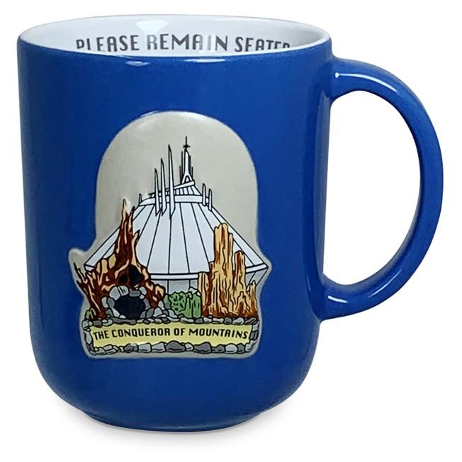 Disney Parks ''Conqueror of Mountains'' Mug