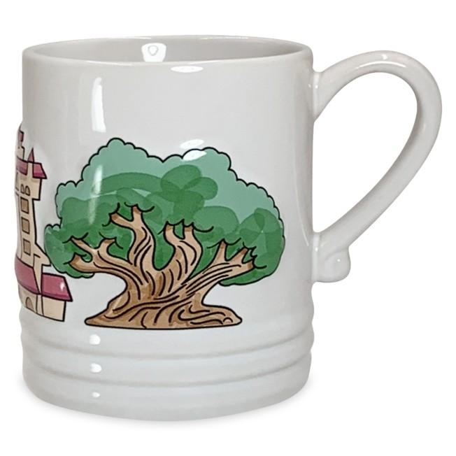 Walt Disney World Parkscape Mug