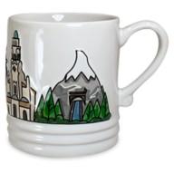 Disneyland Parkscape Mug