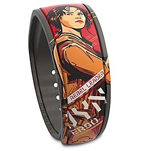 Sergeant Jyn Erso Disney Parks MagicBand - Rogue One: A Star Wars Story 7509057370001P
