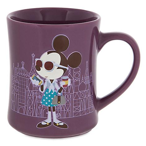 Minnie Mouse Hipster Coffee Mug