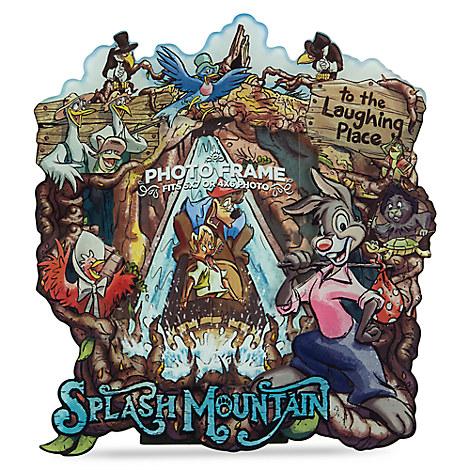 Splash Mountain Photo Frame - 5'' x 7'' or 4'' x 6''