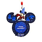 Sorcerer Mickey Mouse Frame Ornament - Walt Disney World 2017