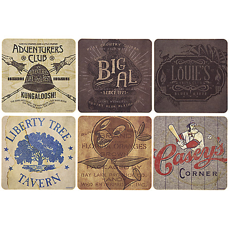 Twenty Eight & Main Coaster Set