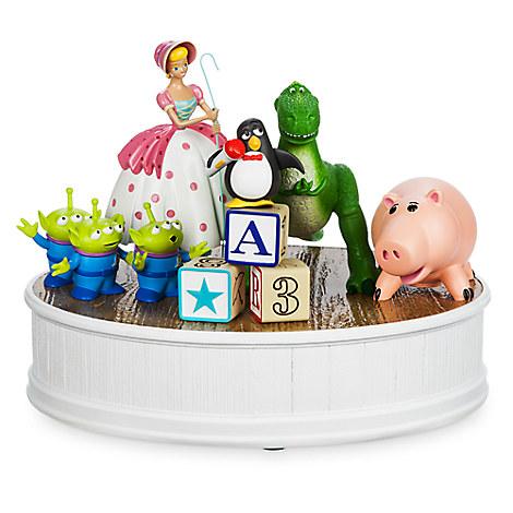 Toy Story Figurine by Derek Lesinski