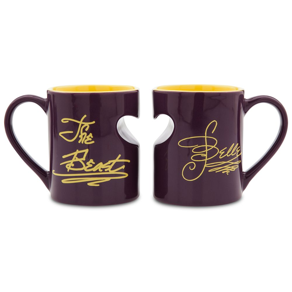 Beauty and the Beast Classic Mug Set