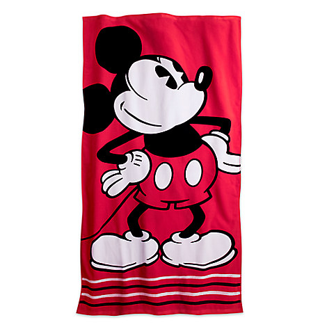 Mickey Mouse Classic Beach Towel
