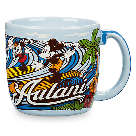 Mickey Mouse and Friends Mug - Aulani, A Disney Resort & Spa 2017