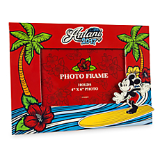 mickey mouse photo frame aulani a disney resort spa 2017 4 x 6