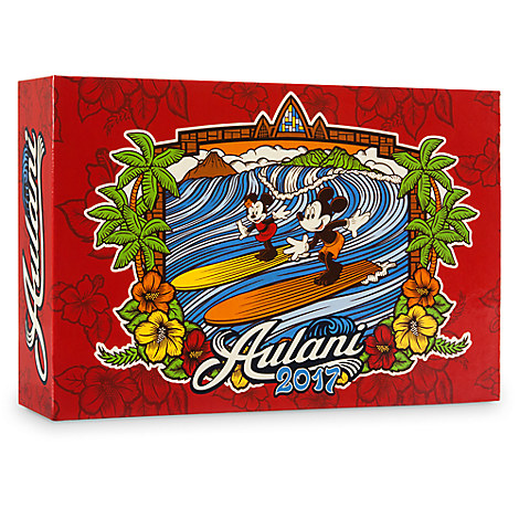 Mickey and Minnie Mouse Photo Album - Aulani, A Disney Resort & Spa 2017 - Small
