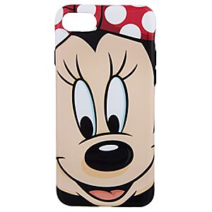 Disneystore Minnie Mouse Face I Phone 7 / 6 / 6s Plus Case