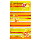 Mickey Mouse Icon Citrus Beach Towel