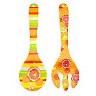 Mickey Mouse Citrus Serving Spoon Set