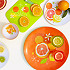 Mickey Mouse Citrus Serving Tray