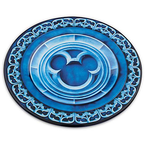 Fantasyland Castle Dessert Plate